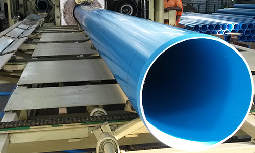 uPVC Pressure Pipes factory